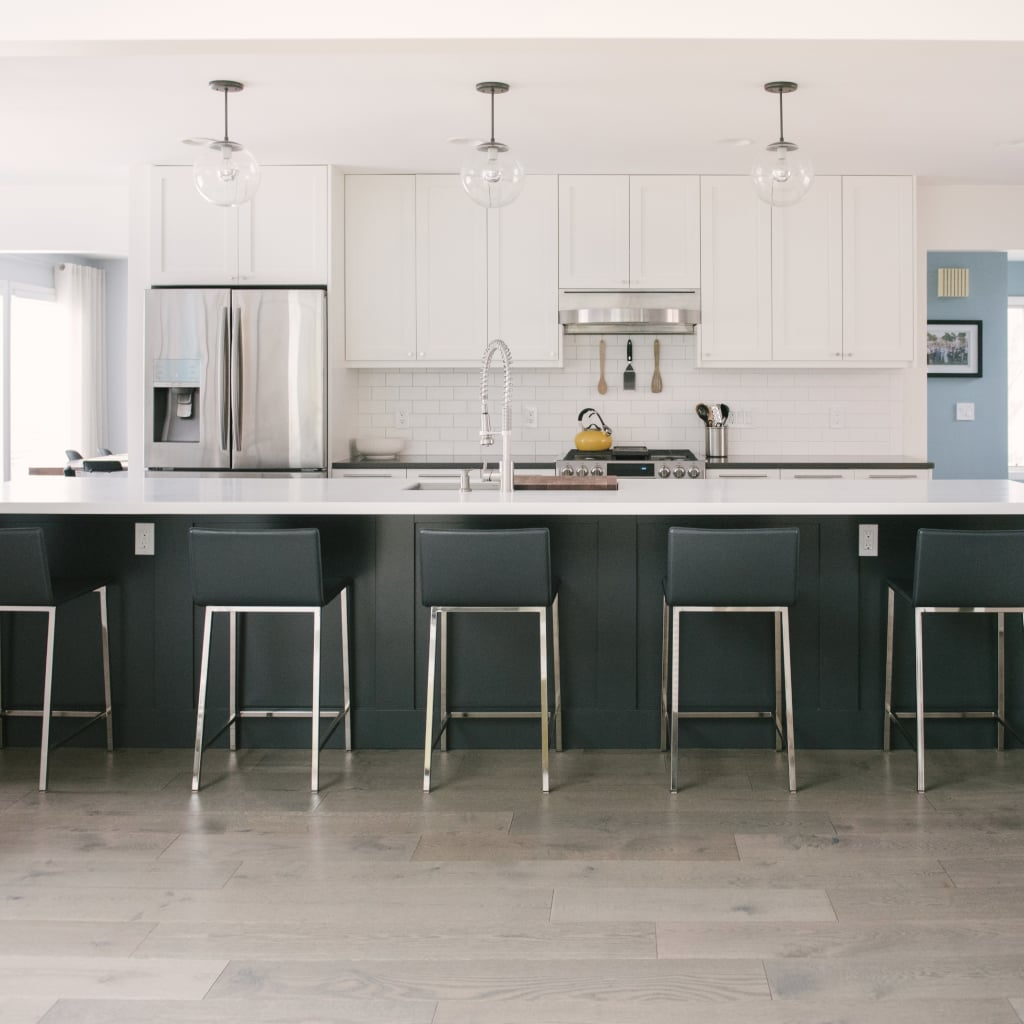 Before And After Ikea Kitchen Makeover Popsugar Home