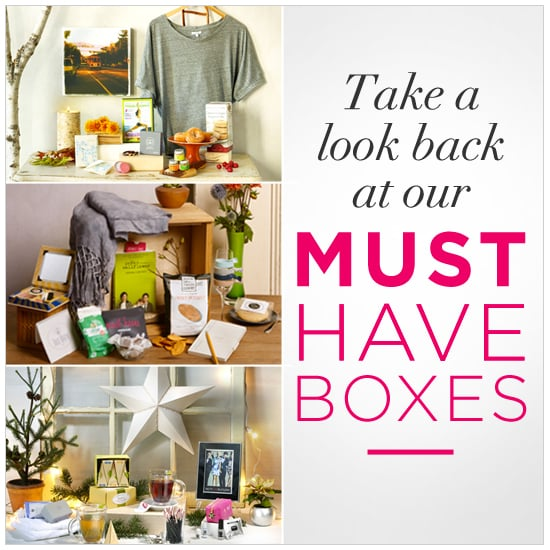 POPSUGAR Must Have Box Reveal Videos