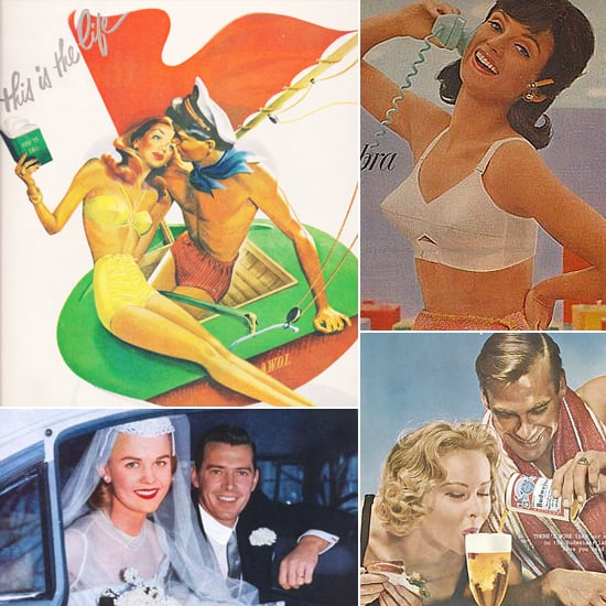 Booze, Bras, and Husbands: What Women Want According to Vintage Advertising
