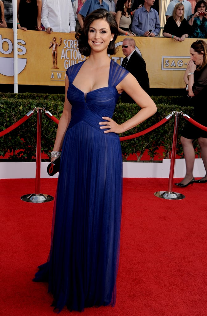 Morena Baccarin at the SAG Awards 2014