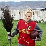 Gryffindor Quidditch Player
