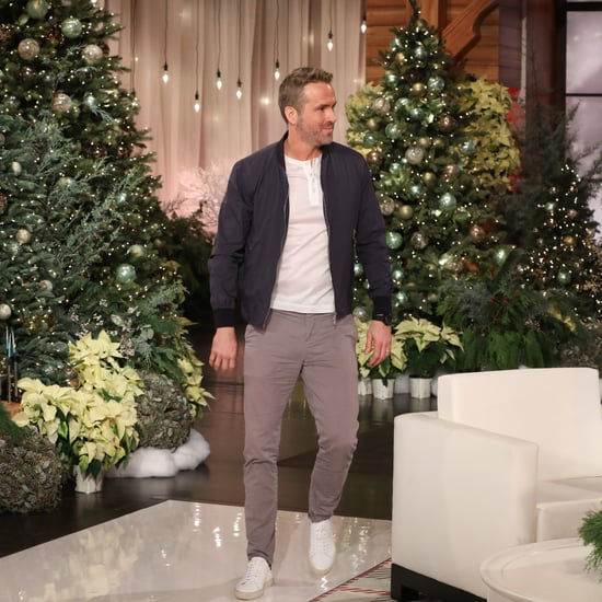 Ryan Reynolds Parenting Quotes on Ellen Dec. 2018