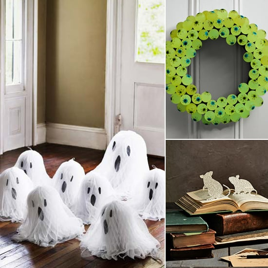 Country Living's Halloween Crafts & Decorating