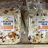 Trader Joe's Focaccia Bread With Roasted Tomato and Parmesan