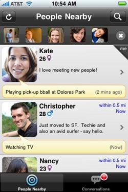 Loopt Launches Loopt Mix, Letting You Mix and Mingle With People You Wish You Knew on Your iPhone