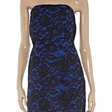 The black and blue contrast on this Tibi Epstein Strapless Dress ($206, originally $450) is just a little more unexpected than your average party looks.