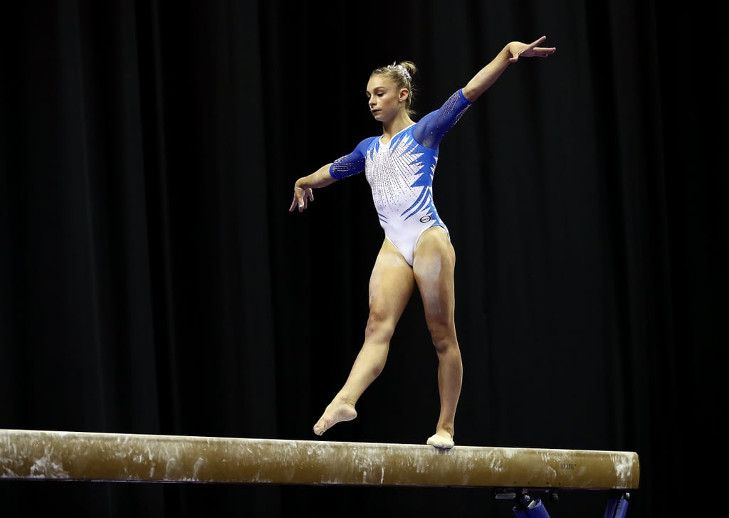 Meet Grace McCallum, One of USA Gymnastics' Top Athletes