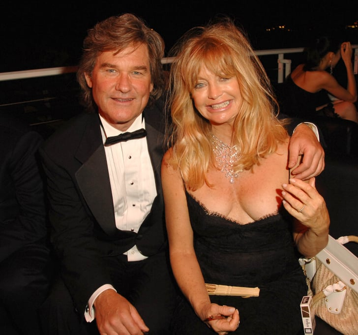 2007   Kurt Russell and Goldie Hawn Pictures   POPSUGAR ...