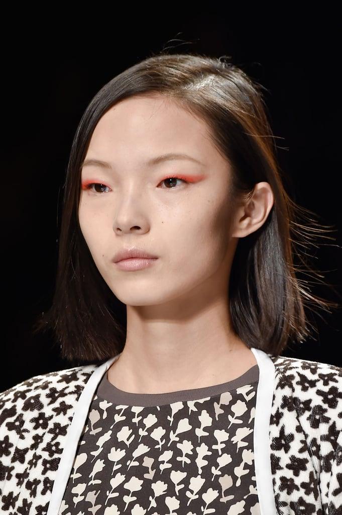 Xiao Wen Ju at Max Mara Spring 2015 | The Best Hair Makeup Nail ...