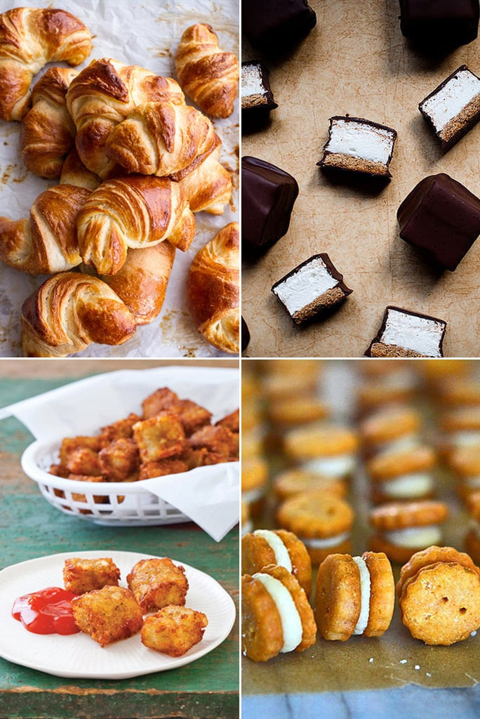 Homemade Versions Of Store Bought Snacks Popsugar Food