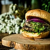 Argentine Chimichurri Butter Burger
