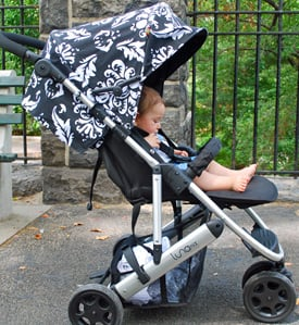 Review of Mamas and Papas Luna Mix Stroller