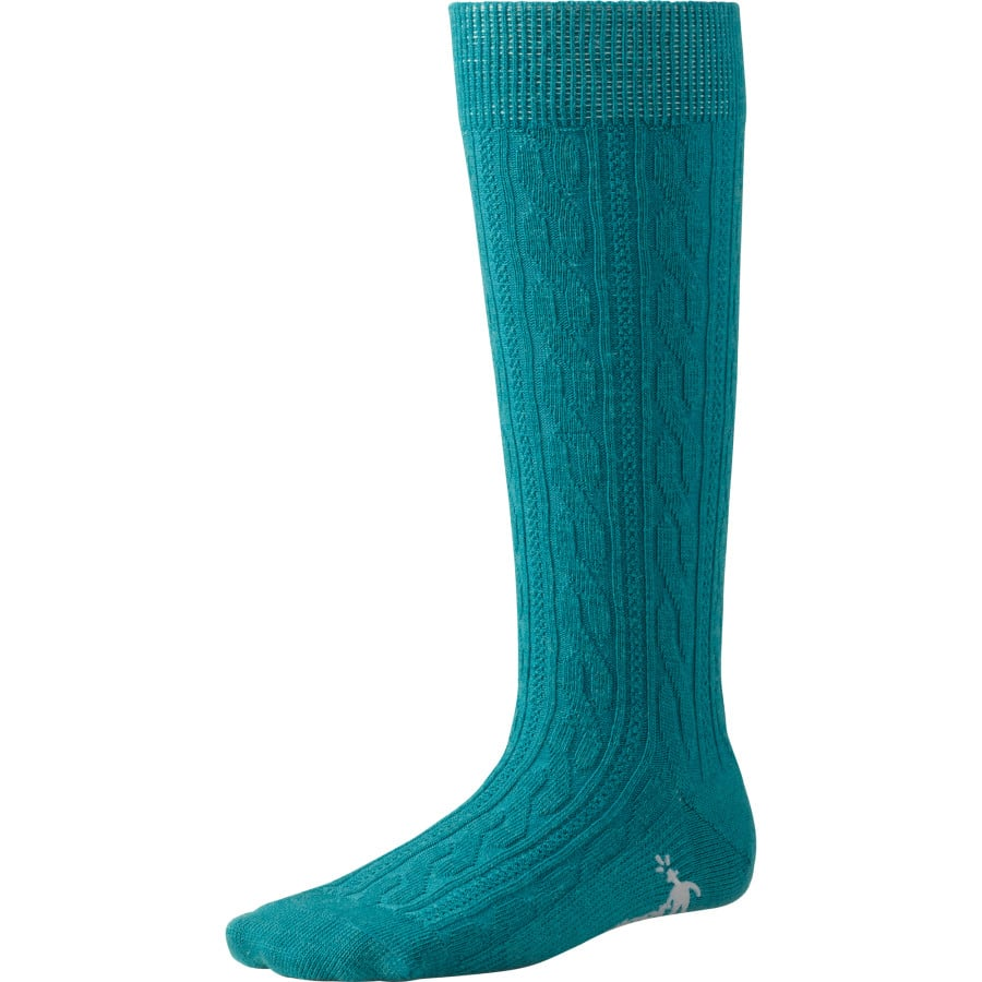SmartWool Cable Knee High Socks