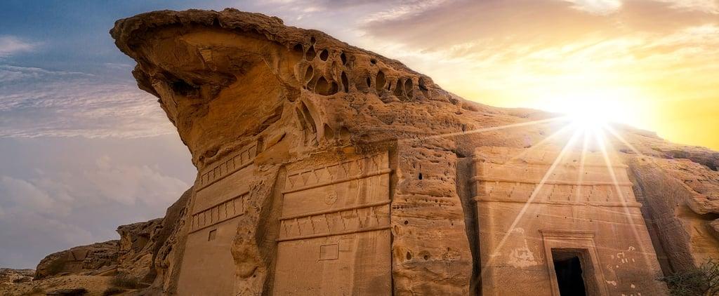 السعودية تستعد لإعادة افتتاح موقع العلا في أكتوبر القادم