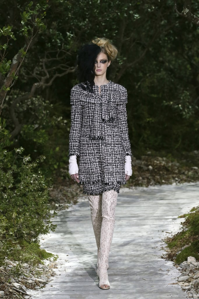 See the Chanel Haute Couture Paris Spring 2013 Runway Show ...