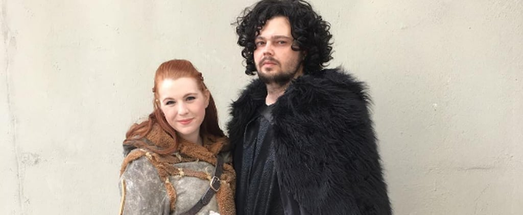 21 Sweet Game of Thrones Costume Ideas For Couples