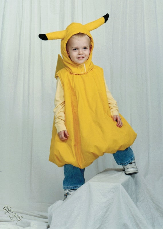 pikachu toddler onesie