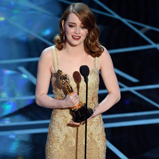 Emma Stone's Acceptance Speech at the 2017 Oscars