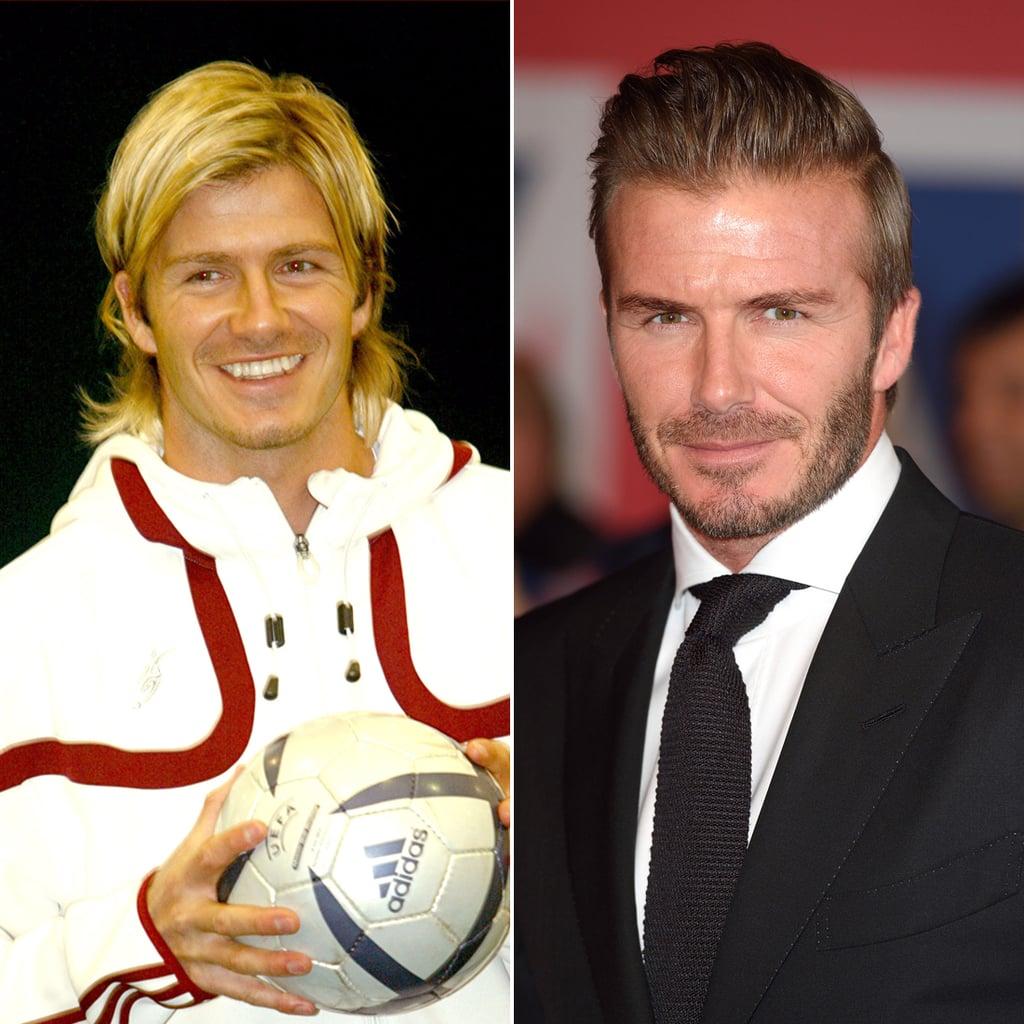 British Celebrities in 2005 vs. 2015