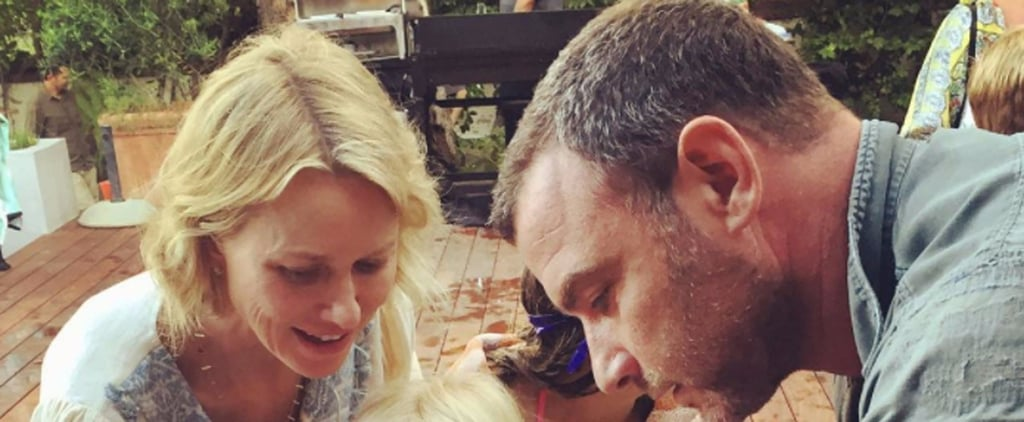 Naomi Watts and Liev Schreiber Celebrate Their Son Hitting Double Digits