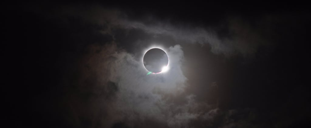 Solar Eclipse From Plane Video