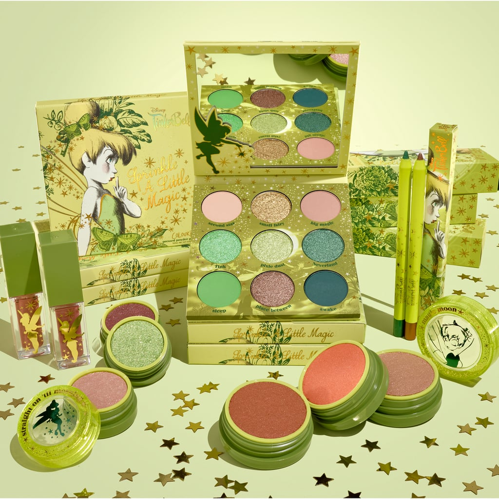 ColourPop Is Releasing a Tinkerbell Makeup Collection