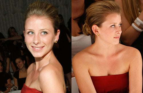 How-To: Lo Bosworth's Teased Chignon