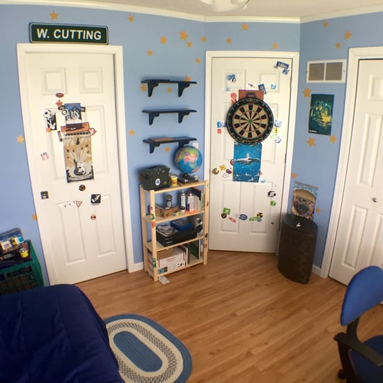 Real-Life Replica of Andy's Room From Toy Story