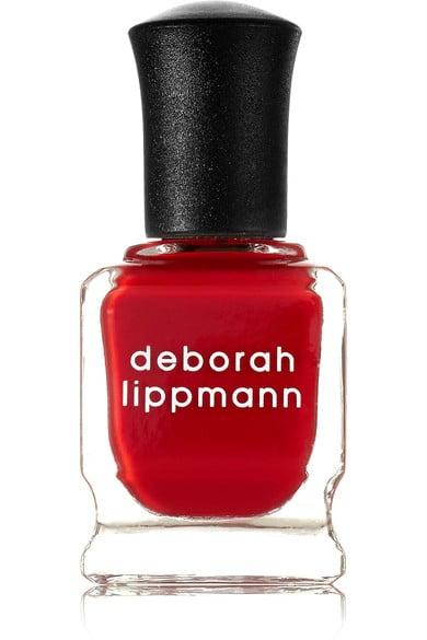 Deborah Lippmann My Old Flame Nail Polish ($18)