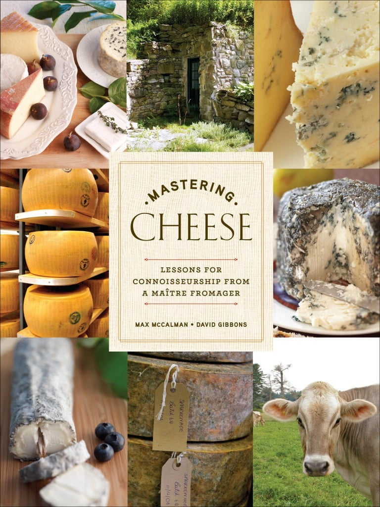 Shop it: Mastering Cheese: Lessons For Connoisseurship From a Maitre Fromager ($31, originally $40)