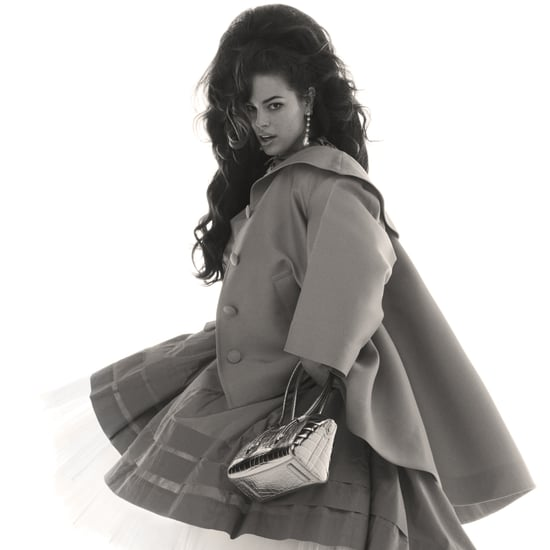 Ashley Graham Wears Retro Outfits For WSJ. Magazine