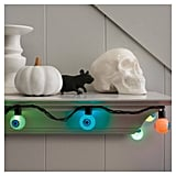 Hyde and Eek! Boutique Halloween LED Color-Changing Eyeball String Lights