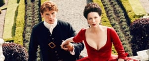 And the Outlander Season 2 Premiere Date Is . . .