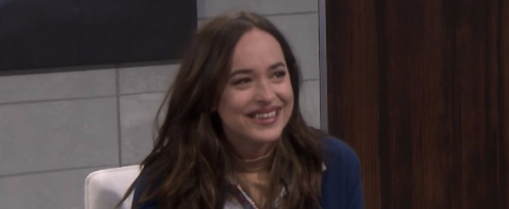 This Fifty Shades of Grey Skit Is So Funny That Even Dakota Johnson Can't Keep It Together