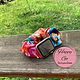 Tie-Dye Scrunchie Watch Band