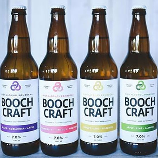 Boochcraft High Alcohol Kombucha