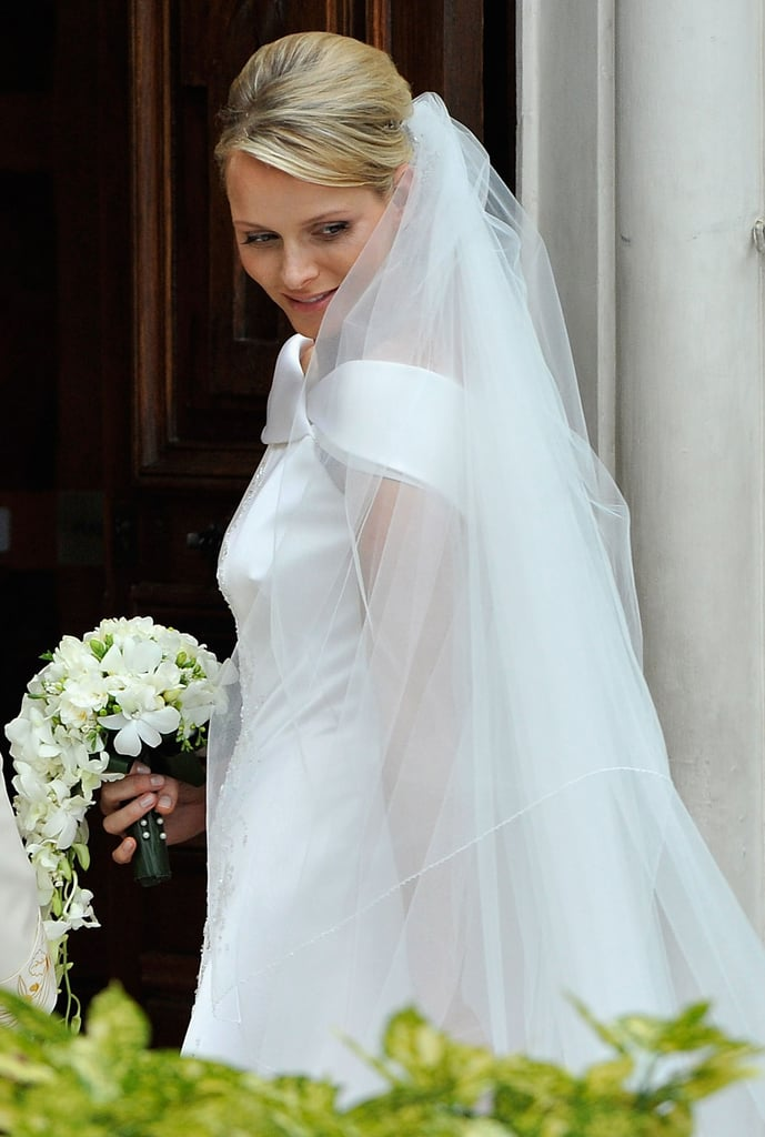 Pictures of Princess Charlene of Monaco Wedding Dress: See ...
