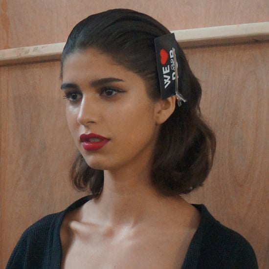 Backstage Beauty at House of Holland London Fashion Week