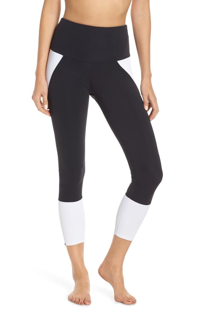 Onzie Athletic Cropped Leggings Best Workout Clothes On Sale 2019 Popsugar Fitness Uk Photo 5