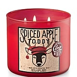 Spiced Apple Toddy Candle ($25)