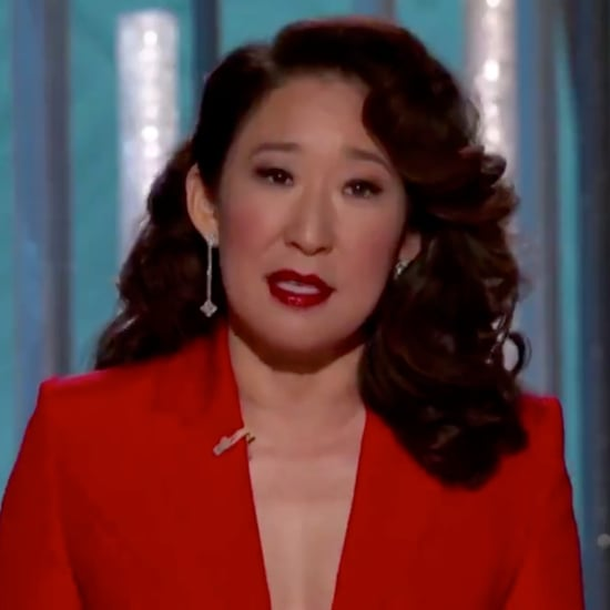 Sandra Oh Monologue at 2019 Golden Globes Video