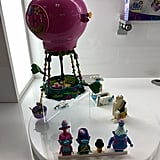 Lego Trolls World Tour Poppy's Hot Air Balloon Adventure Set