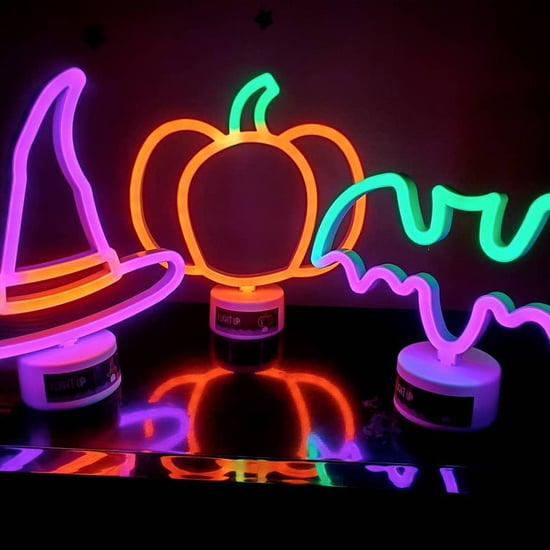 Target Is Selling Neon Halloween Lights For Just $5