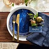 Constellation Salad Plate