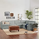 Stone & Beam Andover Slipcover Left-Facing L-Shaped Sectional