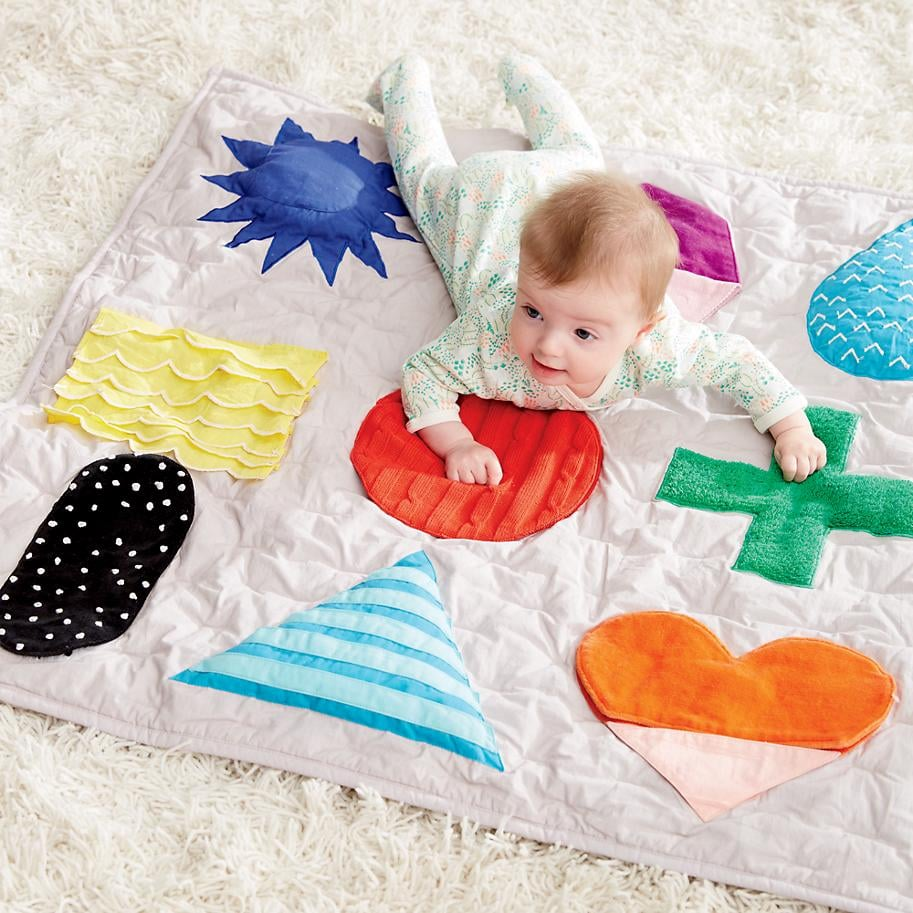 For Infants: Shape Up Baby Activity Mat