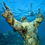 It Has Some of the Sea's Best Underwater Landmarks