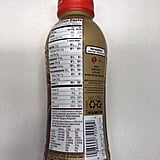 Nutrition Facts For an Entire Bottle of the Twix Chocolate Milk
