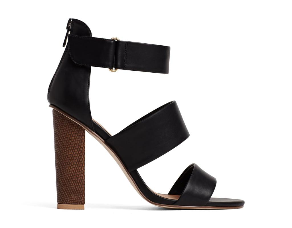 A+ Kellen Black Heels ($33)