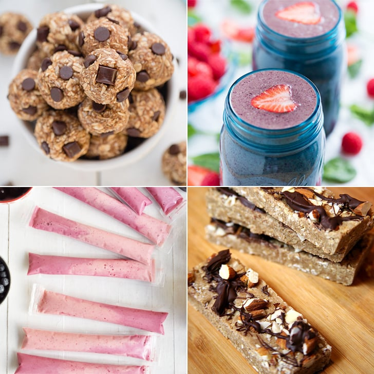 High-Protein After-School Snacks